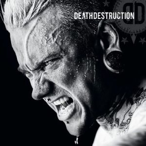 Death Destruction - Death Destruction cover art