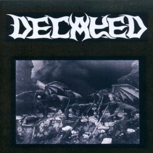 Decayed - Live '95 EP cover art