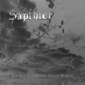 Sapfhier - Under Eternally Grey Skies cover art