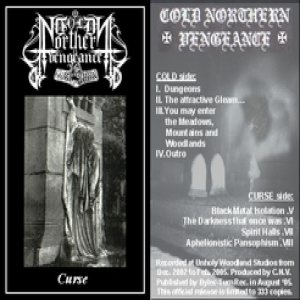 Cold Northern Vengeance - Curse cover art