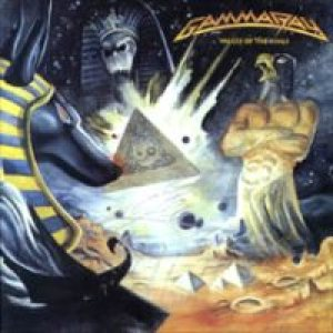 Gamma Ray - Valley of the Kings cover art