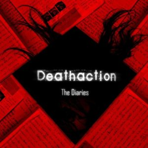 Deathaction - The Diaries cover art