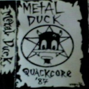 Metal Duck - Quackcore cover art