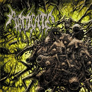 Abdicate - Fragmented Atrocities cover art