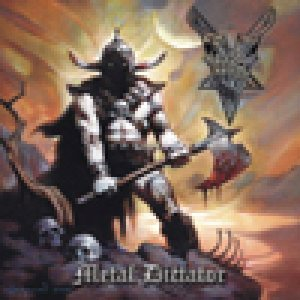 Devil Lee Rot - Metal Dictator cover art