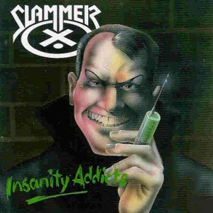 Slammer - Insanity Addicts cover art