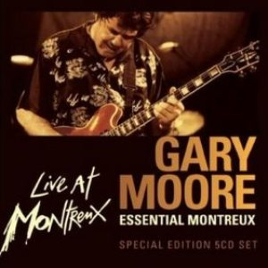 Gary Moore - Essential Montreux cover art