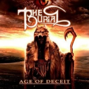 The Burial - Age of Deceit cover art