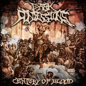 Dark Confessions - Century of Blood cover art