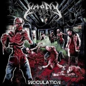 Morfin - Inoculation cover art