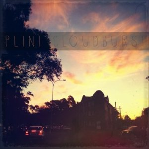 Plini - Cloudburst cover art