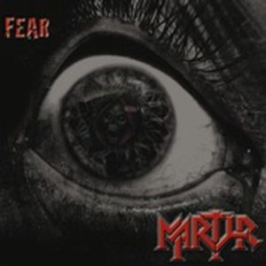 Martyr - Fear cover art