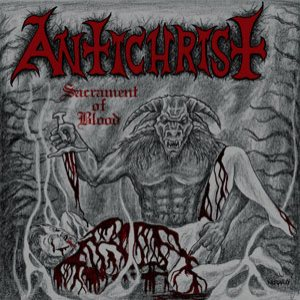 Antichrist - Sacrament of Blood cover art