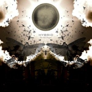 Hybrid - The 8th Plague cover art