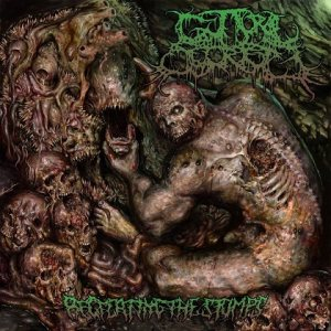 Guttural Secrete - Recreating the Stumps cover art