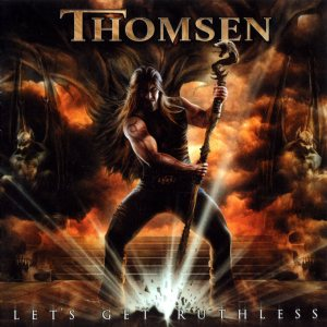 Thomsen - Let's Get Ruthless cover art