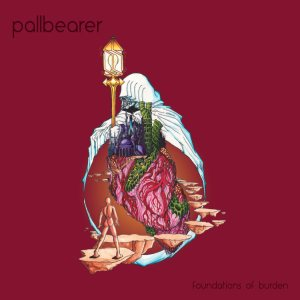 Pallbearer - Foundations of Burden cover art