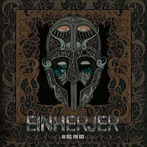 Einherjer - Av Oss, for Oss cover art