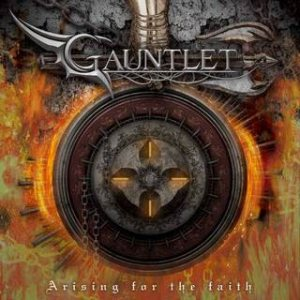 Gauntlet - Arising for the Faith cover art