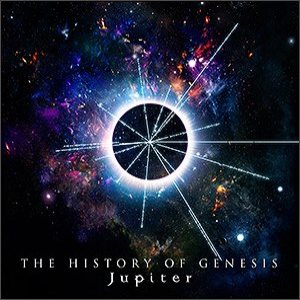 Jupiter - The History of Genesis cover art