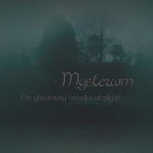 Mysterium - The Glowering Facades of Night cover art