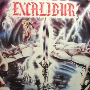 Excalibur - The Bitter End cover art