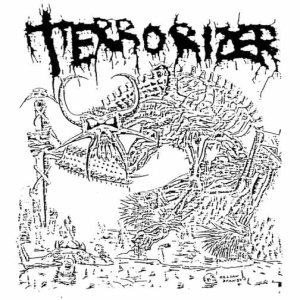 Terrorizer - Demo '87 cover art