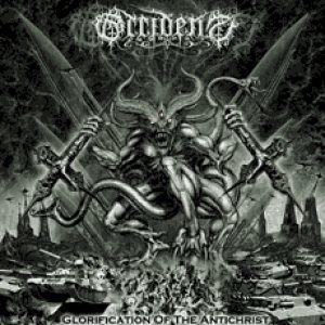 Occidens - Glorification of the Antichrist cover art