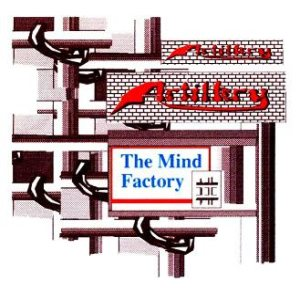 Artillery - Mind Factory cover art