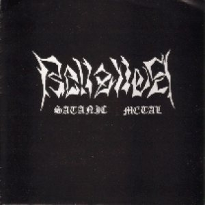 Bellzlleb - Satanic Metal cover art