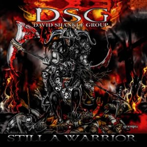 David Shankle Group - Still a Warrior cover art