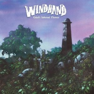 Windhand - Grief's Infernal Flower cover art