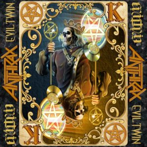 Anthrax - Evil Twin cover art