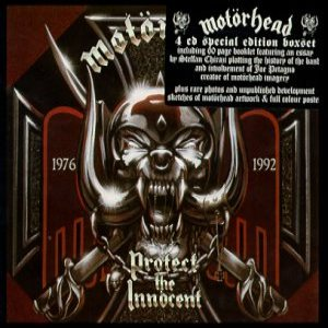 Motorhead - Protect the Innocent cover art