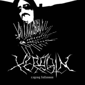 Xergath - Raging Fullmoon cover art