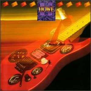 Greg Howe - Howe 2: High Gear cover art