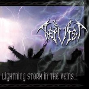 Harvist - Lightning Storm in the Veins... cover art