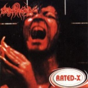 Deranged - Rated X cover art