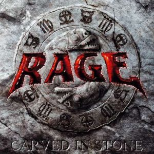 Rage - Carved in Stone cover art