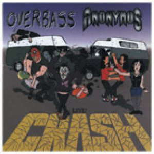 Anonymus - Crash Live cover art