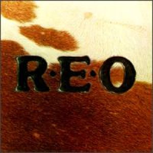 REO Speedwagon - R.E.O cover art