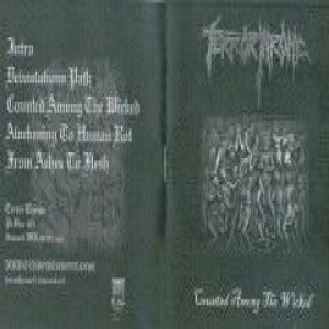 Terror Throne - Counted Among the Wicked cover art