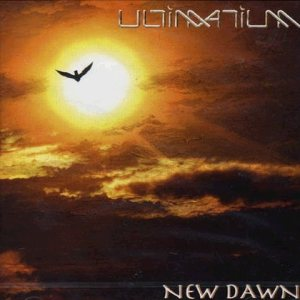 UltiMatium - New Dawn cover art