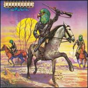 Budgie - Bandolier cover art