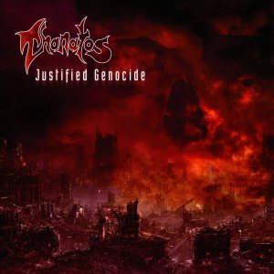 Thanatos - Justified Genocide cover art
