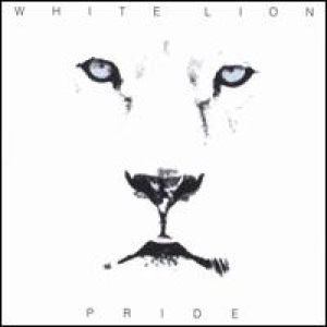 White Lion - Pride cover art