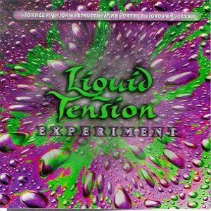 Liquid Tension Experiment - Liquid Tension Experiment cover art