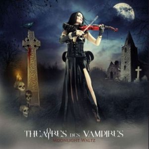 Theatres des Vampires - Moonlight Waltz cover art