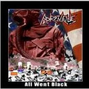 Adrenicide - All Went Black cover art