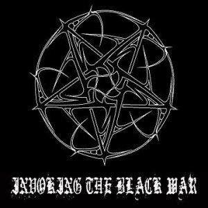 Nokturnal Holocaust - Invoking the Black War cover art